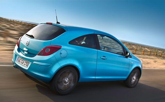 zdjęcie Opel Corsa Color Edition