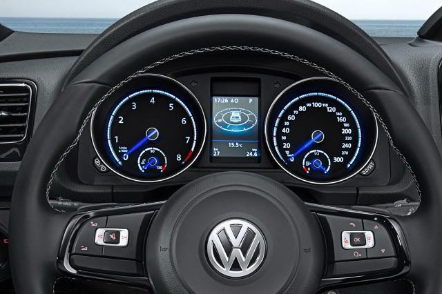 zdjęcie Volkswagen Scirocco facelifting 2014