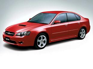 Subaru Legacy / Legacy Outback IV (2003 - 2009) Sedan