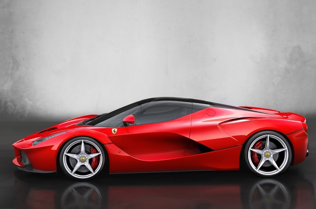 zdjęcie Ferrari LaFerrari