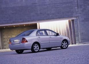 Toyota Corolla IX (2001 - 2009) Sedan