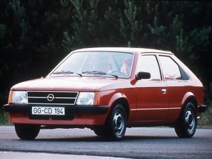 Opel Kadett D (1979 - 1984) Hatchback