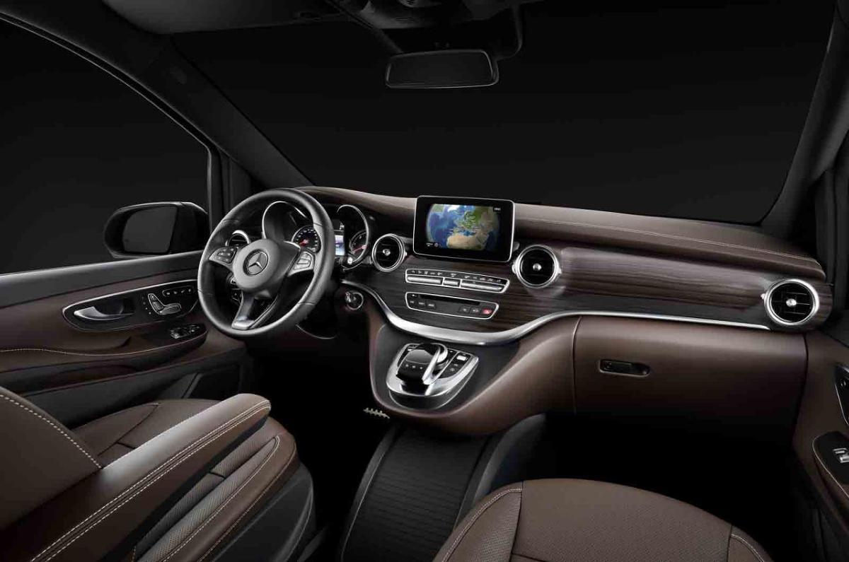 Mercedes-Benz Klasa V / Fot. Mercedes Benz