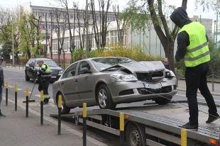Polisa OC. W tych miastach kierowcy powodują najwięcej szkód