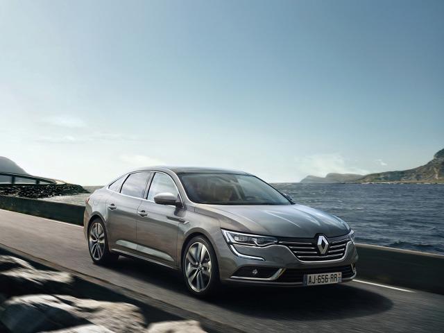 zdjęcie Renault Talisman