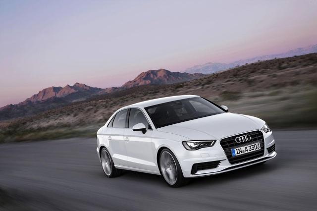 zdjęcie Audi A3 Sedan