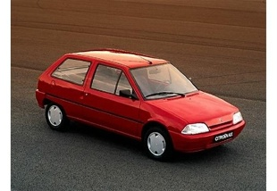 Citroen AX (1986 - 1999) Hatchback