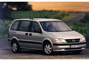 Opel Sintra (1996 - 1999) Van
