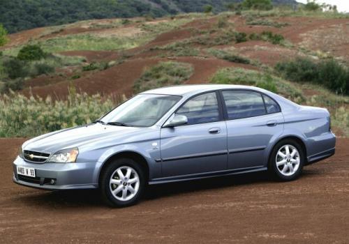 Fot. Chevrolet: Nadwozie Chevroleta Evandy zaprojektowała firma Italdesign kierowana przez słynnego Giorgio Giugiaro.