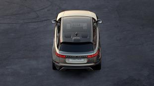 Genewa 2017. Range Rover Velar