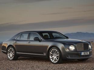 Bentley Mulsanne (2010 - teraz) Sedan