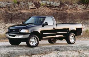 Ford F-Seria X (1997 - 2004) Pickup