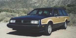Pontiac 6000 (1982 - 1991) Kombi