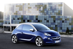 Opel Adam (2012 - teraz) Hatchback
