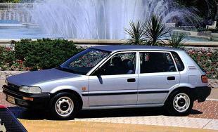 Toyota Corolla VI (1987 - 1992) Hatchback