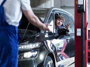 Naprawa auta. Za co odpowiada warsztat? Co w przypadku kradzieży pojazdu?