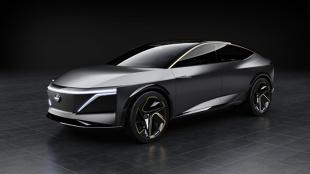 Nissan IMs. Podwyższony, sportowy sedan