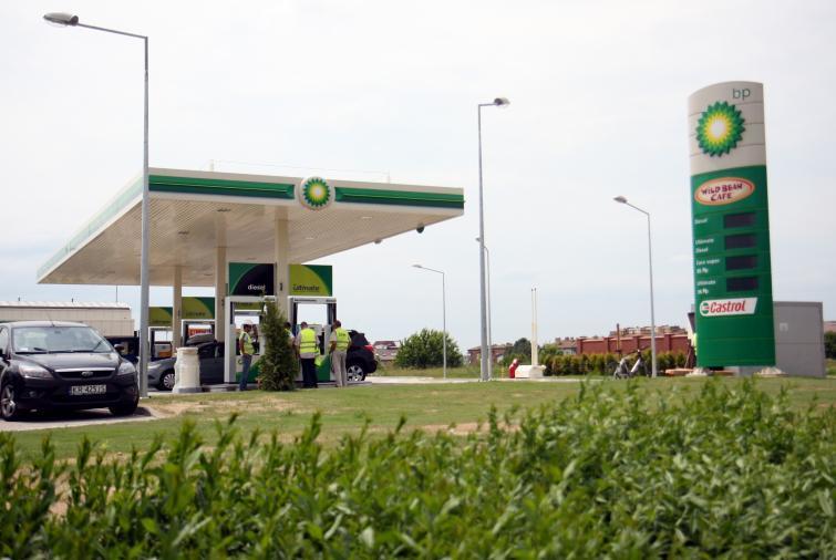 Nowa stacja benzynowa BP w Lublinie