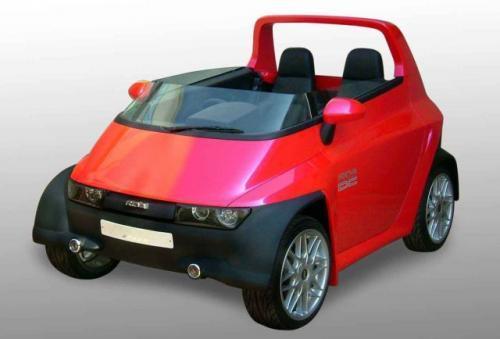 Fot. Reva Electric Car Company
