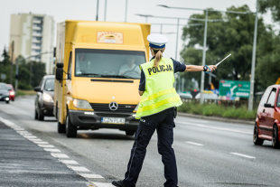 Zatrzymanie dowodu rejestracyjnego przez policję lub straż graniczną