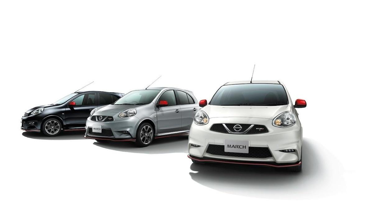 Nissan Micra Nismo / Fot. Nissan