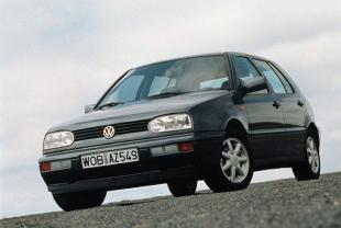 Volkswagen Golf III (1991 - 1999) Hatchback