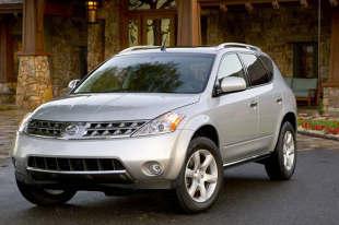 Nissan Murano I (2002 - 2007) SUV