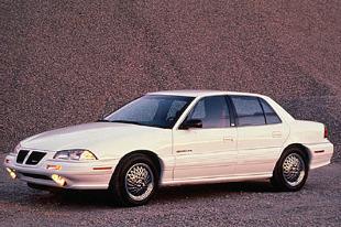 Pontiac Grand Am IV (1986 - 1998) Sedan