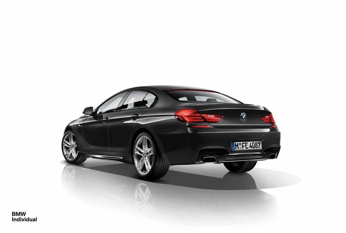BMW Serii 6 Gran Coupe / Fot. BMW Individual