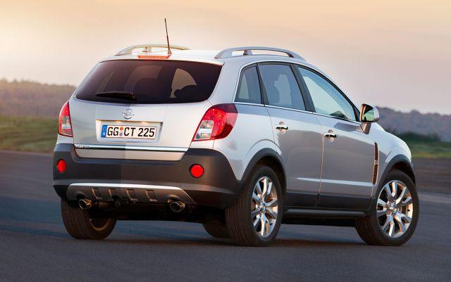 zdjęcie Opel Antara