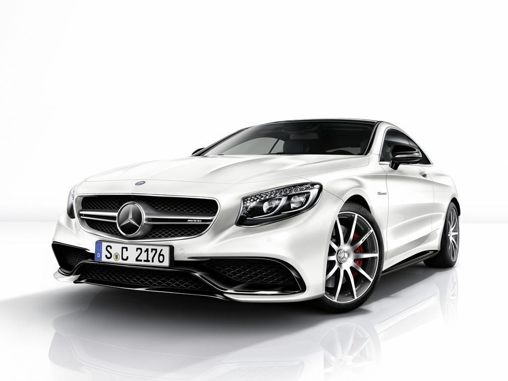 Mercedes-Benz S63 AMG / Fot. AMG Performance Studio