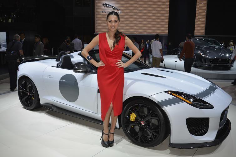 Piękniejsza strona Los Angeles Auto Show