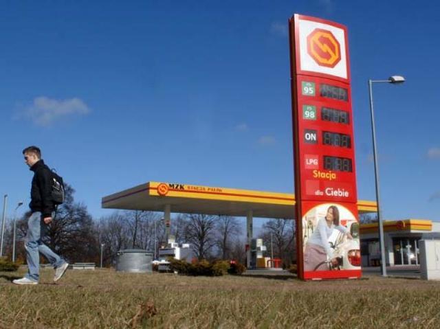 6 milionów za stację paliw MZK w Koszalinie