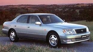 Lexus LS II XF20 (1994 - 2000) Sedan