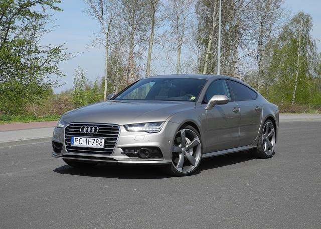 Audi A7 3.0 TDI 320 KM / Fot. Wojciech Frelichowski