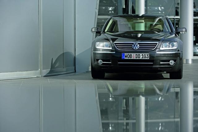 zdjęcie Volkswagen Phaeton