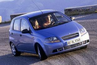 Daewoo Kalos (2002 - teraz) Hatchback