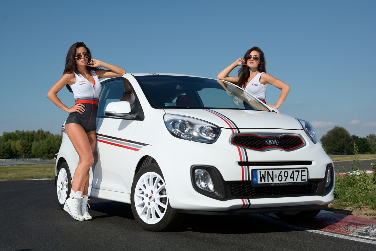 "Picanto ""Kia Lotos Race"" Limited Edition, Fot: Kia"