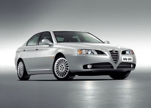 Alfa Romeo 166 II (2003 - 2007) Sedan