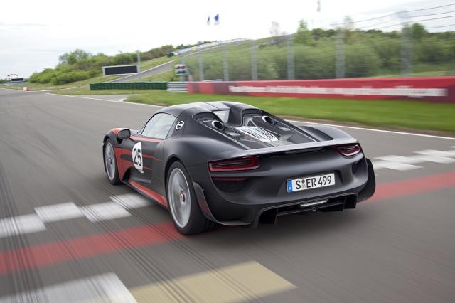zdjęcie Porsche 918 Spyder