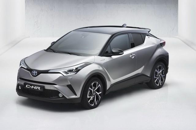 Model powstał na płycie podłogowej TNGA, czyli tej samej, z której korzysta Toyota Prius / Fot. Toyota