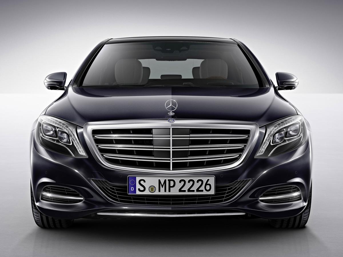 Mercedes S600 / Fot. Mercedes-Benz