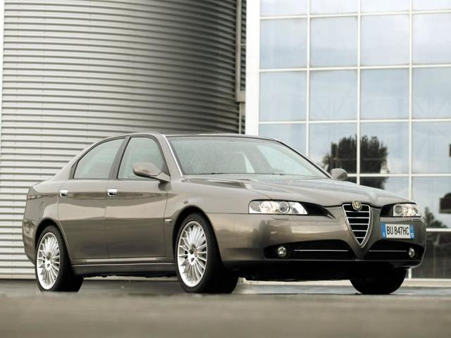 zdjęcie Alfa Romeo 166