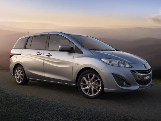 Mazda 5 z nowym dieslem za niecałych 99 tys. zł