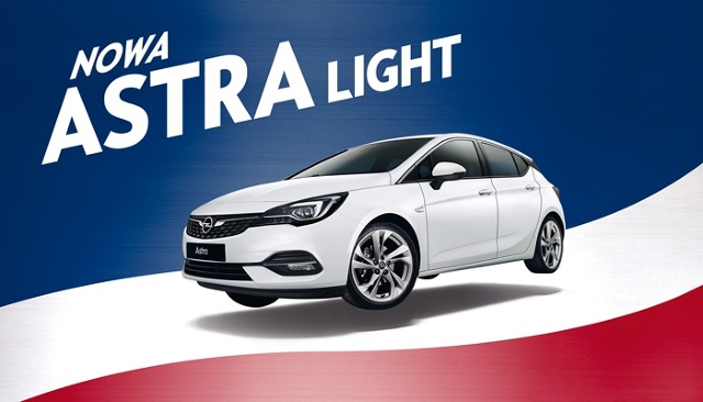 Niedawno w polskich salonach zadebiutowała nowa Astra, która jest najoszczędniejszą generacją w historii modelu, a dzięki silnikom i przekładniom zupełnie nowej generacji model ten wyznacza standardy niskiej emisji, plasując się pod tym względem w czołówce klasy kompaktowej.  Fot. Opel