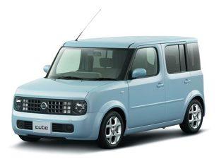 Nissan Cube III (2009 - teraz) MPV