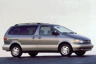 Toyota Sienna I (1998 - 2003) Minivan