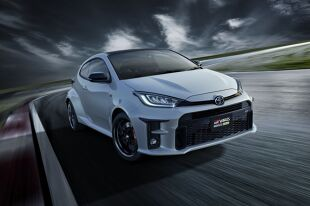 Toyota GR Yaris Morizo Selection. Hot hatch w wersji specjalnej