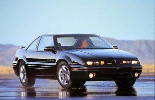 Pontiac Grand Prix V (1988 - 1996) Coupe