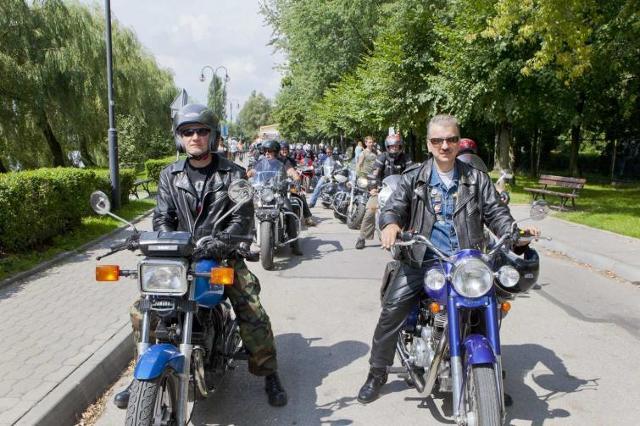 W Pińczowie trwa IV Zlot Motocyklowy - Moto Party Ponidzie